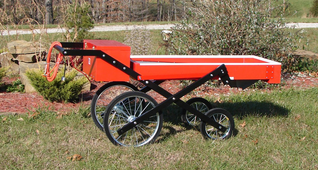 TheWorm Harvester, a new high quality piece of worm farming equipment.